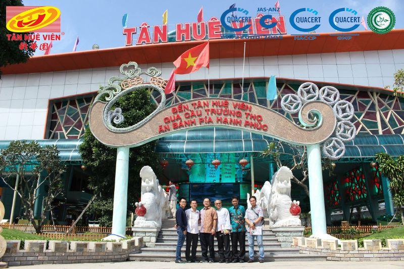 24/12/2016: Tiếp đoàn Đại Sứ Quán Indonesia tại Tp. Hồ Chí Minh